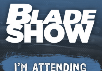 WE'RE GOING TO BLADE SHOW 2019!